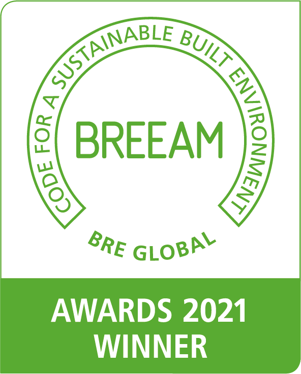 BREEAM awards 2021 winner